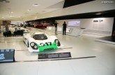 Visite de l'exposition spéciale «50 ans de la Porsche 917 – Colours of Speed»