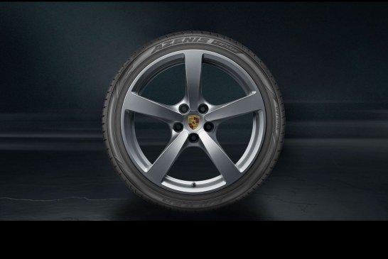 Des pneus Falken homologués pour le Porsche Macan