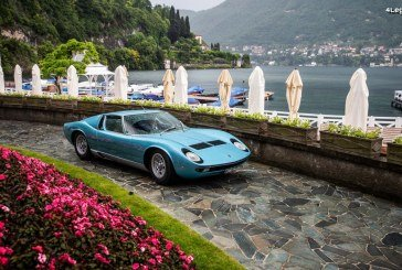 Les Lamborghini Miura et Marzal récompensées au Concorso d'Eleganza Villa d'Este 2019