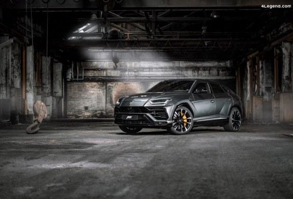 Lamborghini Urus par ABT Sportsline : 710 ch et 910 Nm