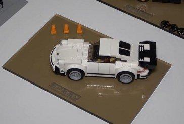 Miniature LEGO Porsche 911 Turbo 3.0 de 1974 – Réf. 75895