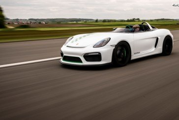 Porsche Boxster Bergspyder de 2015 – Un hommage à la 909 Bergspyder