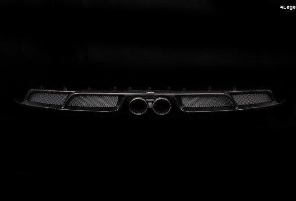 Une nouvelle technologie de pot d'échappement Akrapovič pour la Porsche 911 GT3 RS