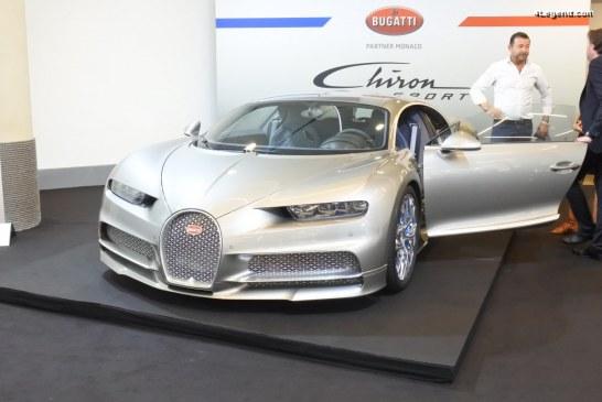 Top Marques 2019 – Bugatti Chiron Sport