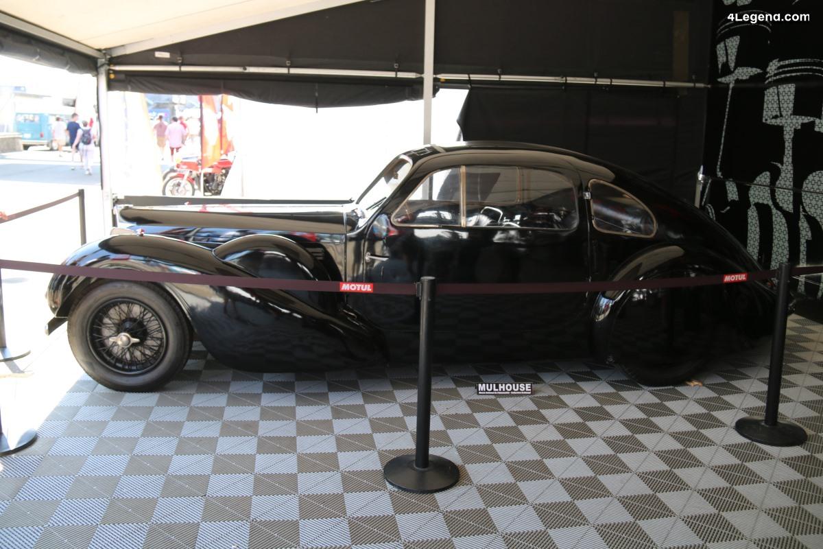 Classic Days 2019 - Bugatti Type 64 de 1939