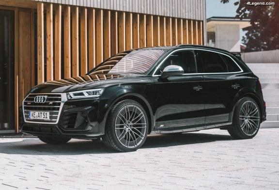 390 ch pour l'Audi SQ5 TDI revue et corrigée par ABT Sportsline