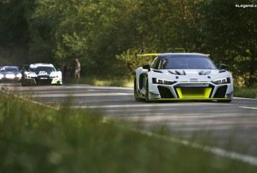 Première apparition sur circuit de l'Audi R8 LMS GT2 aux 24 Heures de Spa 2019