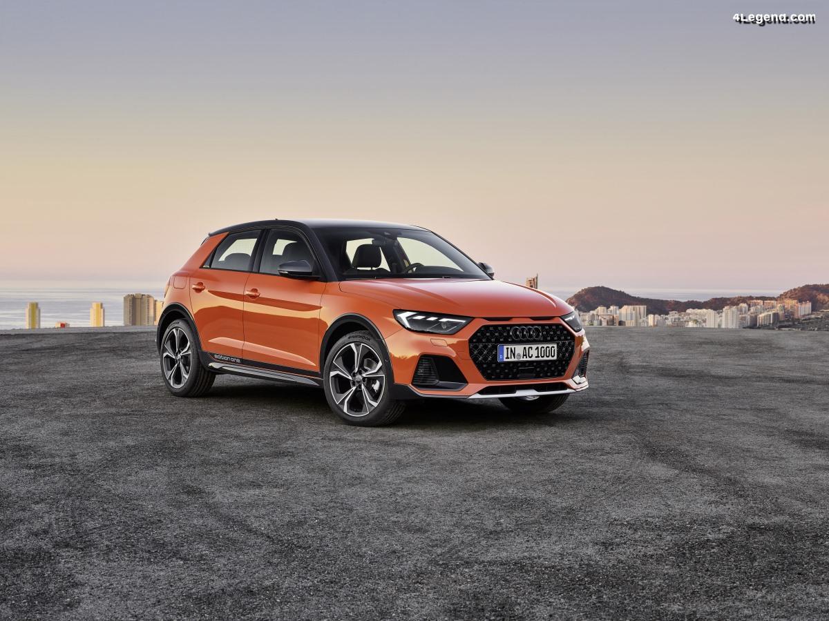 Audi A1 citycarver - Une voiture jeune et urbaine