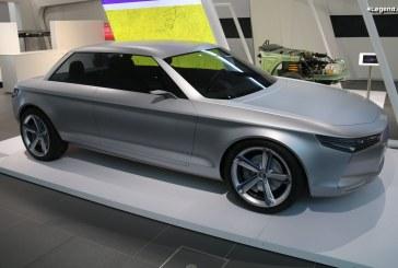 Audi Felix de 2010 – Un concept car en hommage à la NSU Ro 80