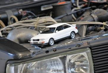 Audi S2 Pearl White Otto Mobile
