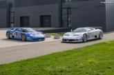 Bugatti EB110 – La première super car de l'ère moderne