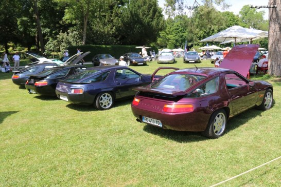 Chantilly 2019 – Rassemblement Porsche 928