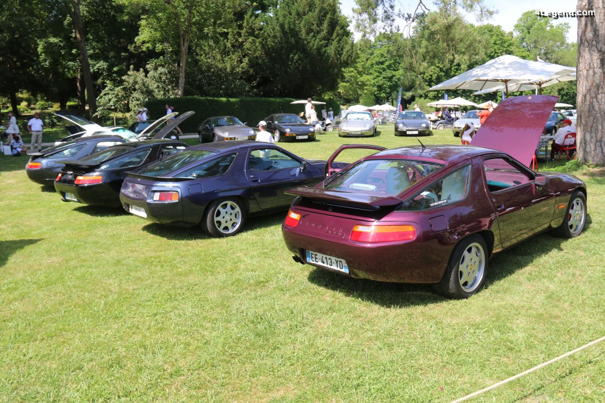 Chantilly 2019 - Rassemblement Porsche 928