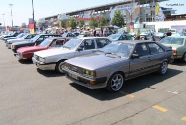 Classic Days 2019 – Des Audi anciennes présentes