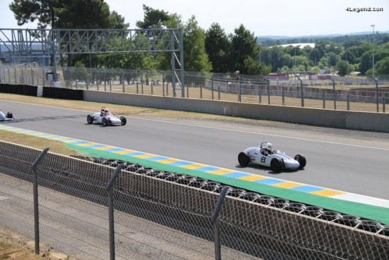 Classic Days 2019 – Porsche Formcar Formula Vee sur la piste du Mans