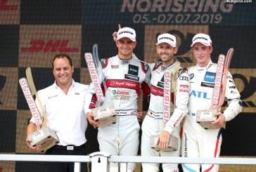 DTM – Doublé Audi avec la victoire de René Rast au Norisring 2019
