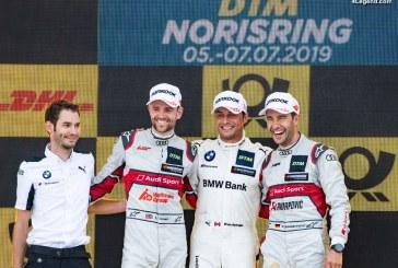 DTM – Podium pour Audi le dimanche au Norisring 2019
