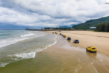 Lamborghini China Giro 2019 – Roadtrip incroyable de Lamborghini en Chine
