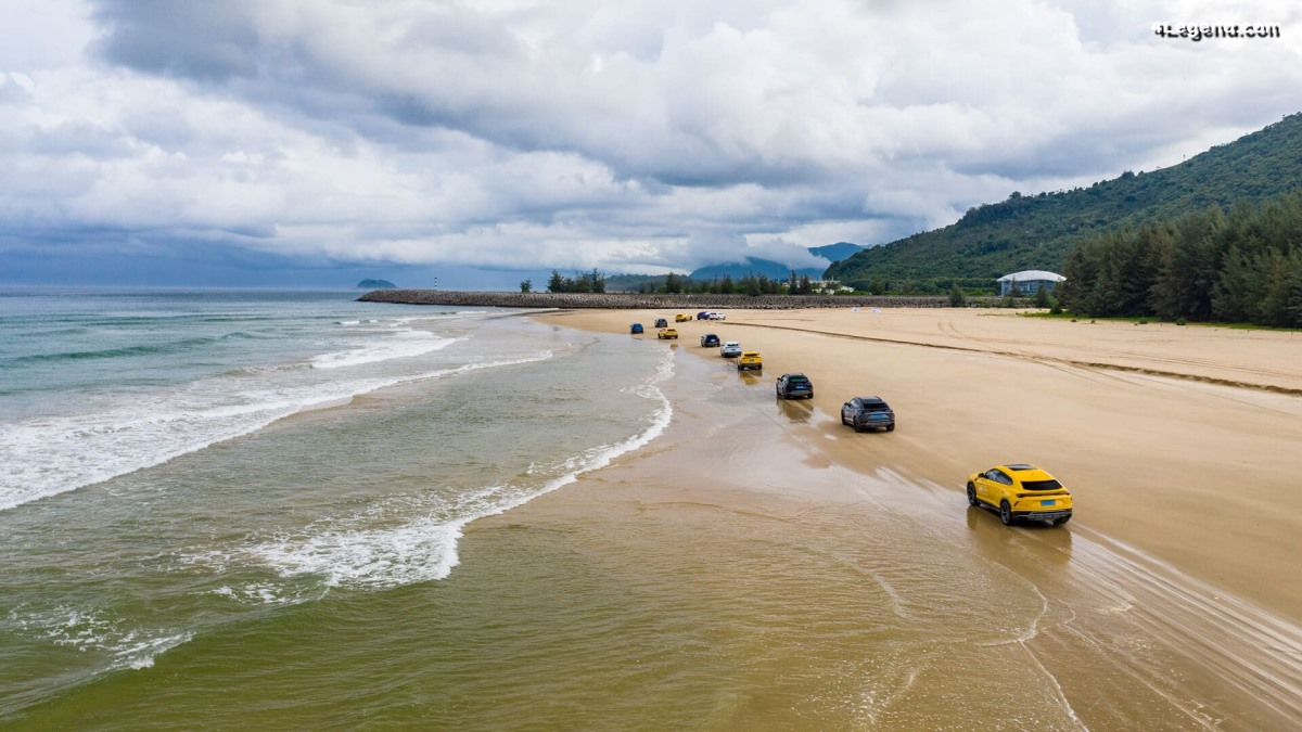 Lamborghini China Giro 2019 - Roadtrip incroyable de Lamborghini en Chine