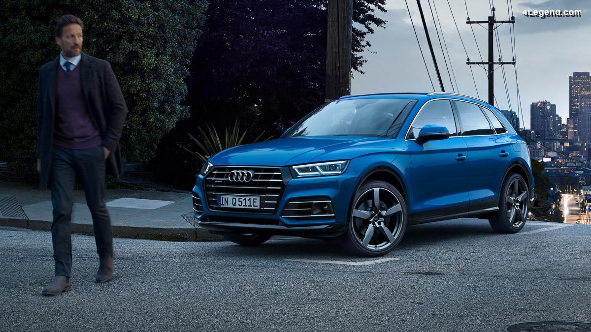 Ouverture des commandes de la nouvelle Audi Q5 55 TFSI e quattro