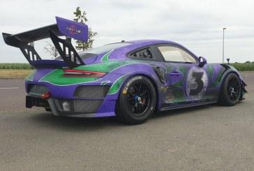 Une Porsche 911 GT2 RS Clubsport Hippie – Hommage à la 917 LH