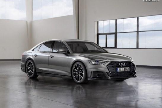 L'Audi A8 reçoit en option une suspension active prédictive