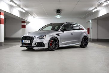 ABT Audi RS 3 pack ABT Power S : 470 ch et 540 Nm