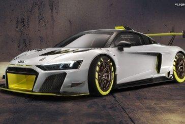 Audi R8 LMS GT2 – Une évolution de l'Audi R8 LMS avec 640 ch