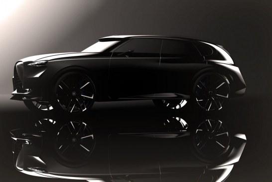 Un super SUV Bugatti en approche?