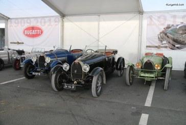 Classic Days 2019 – 110 ans de Bugatti célébrés en beauté