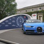 Comparatif entre les Bugatti EB110, Veyron et Chiron