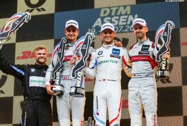 DTM – Double podium pour Audi dans une bataille sous la pluie à Assen
