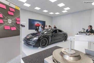 Porsche prépare ses employés au Taycan