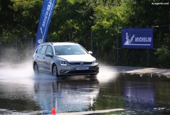 Essais et secrets des pneus usés – Michelin s'engage pour plus de sécurité