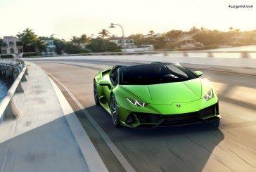Automobili Lamborghini établit un nouveau record de ventes semestriel en 2019