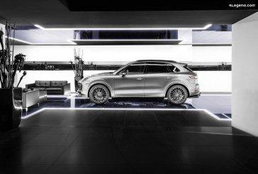 Techart propose des améliorations pour le Porsche Cayenne V6