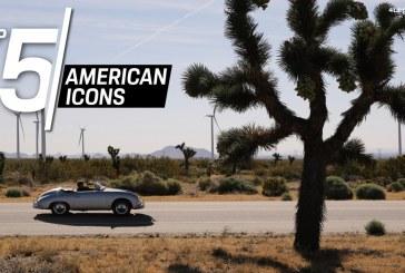 TOP 5 – Les icônes Porsche américaines