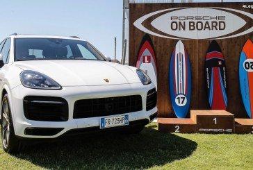 Porsche On Board – Porsche Italia présente une nouvelle compétition de sports nautiques