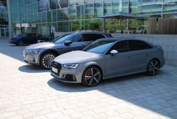 Augmentation des livraisons de voitures Audi en juin 2019 avec 166 700 modèles