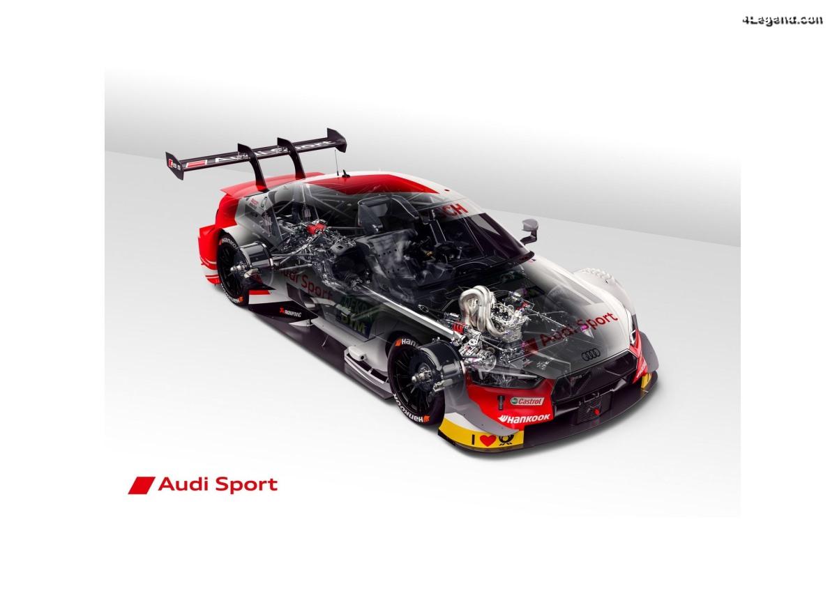 DTM - Audi en tête du classement à la mi-saison grâce au RS 5 DTM