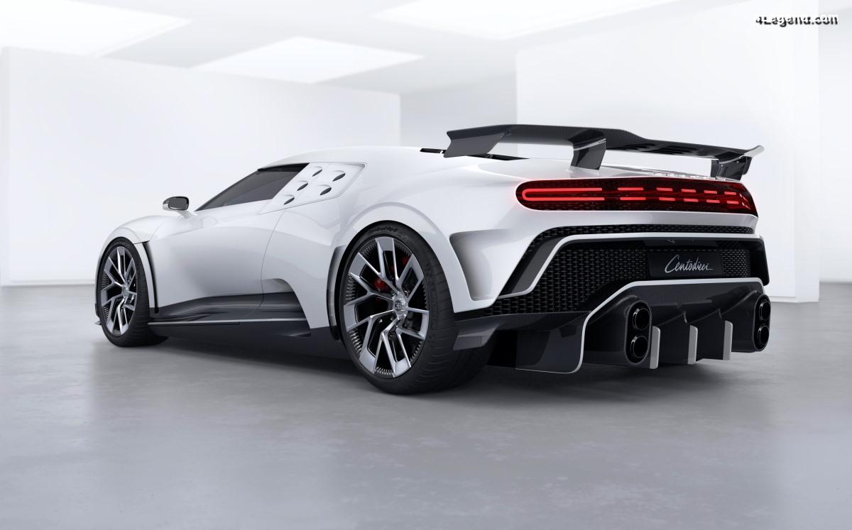 Coachbuilding - Bugatti réalise des hypercars exceptionnelles en petite quantité