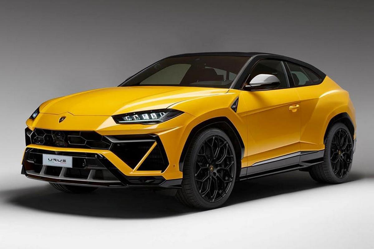 Lamborghini Urus Coupé à 2 portes - Pourquoi pas?