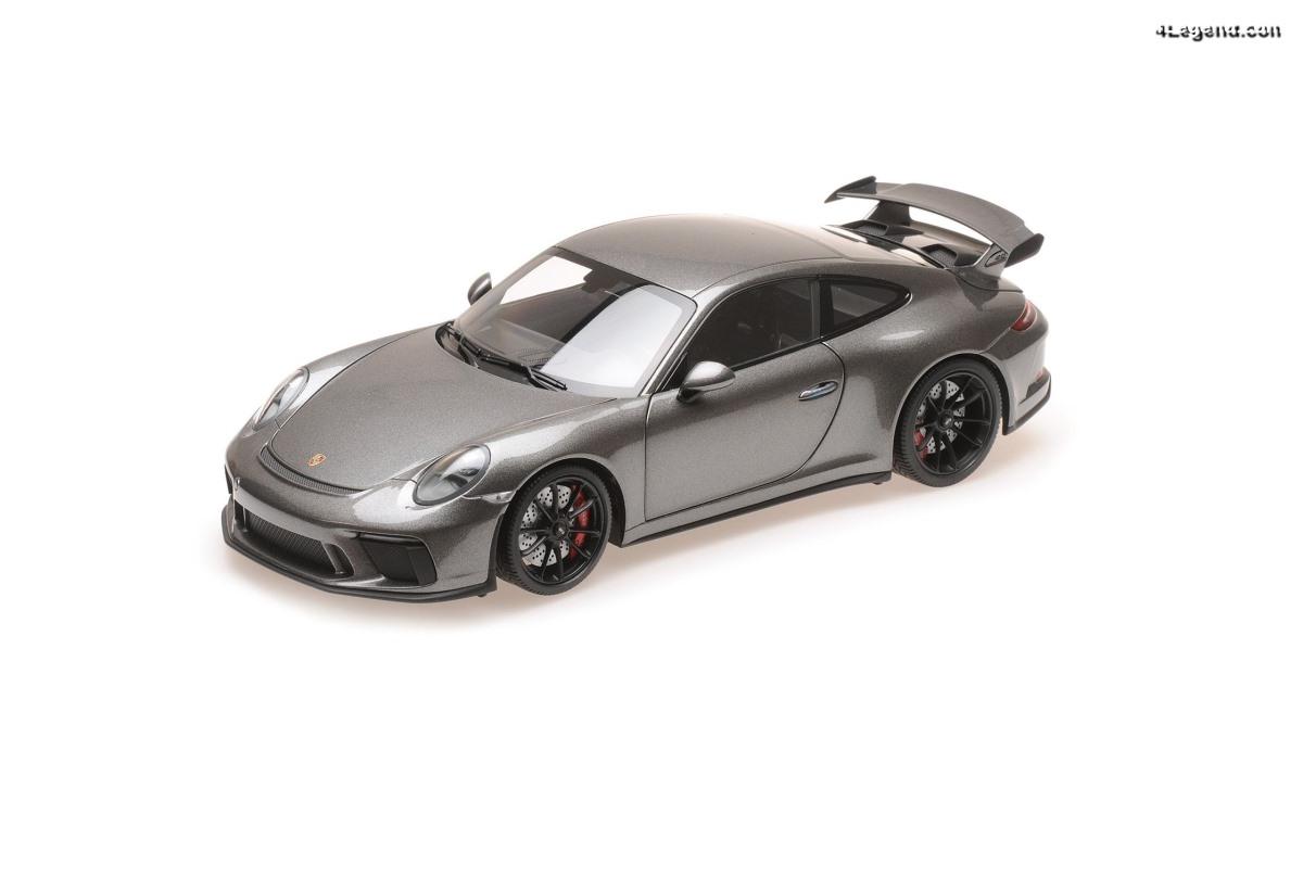 Nouveautés miniatures Minichamps S30-38 2019 - Porsche, Lamborghini & Audi