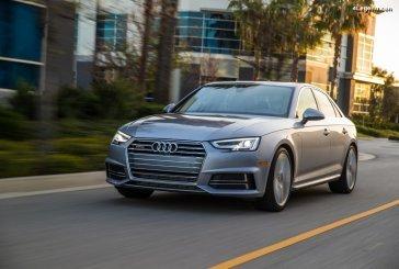 Rappel d'Audi A4 B9 de 2019 pour un problème au niveau du passage de roue