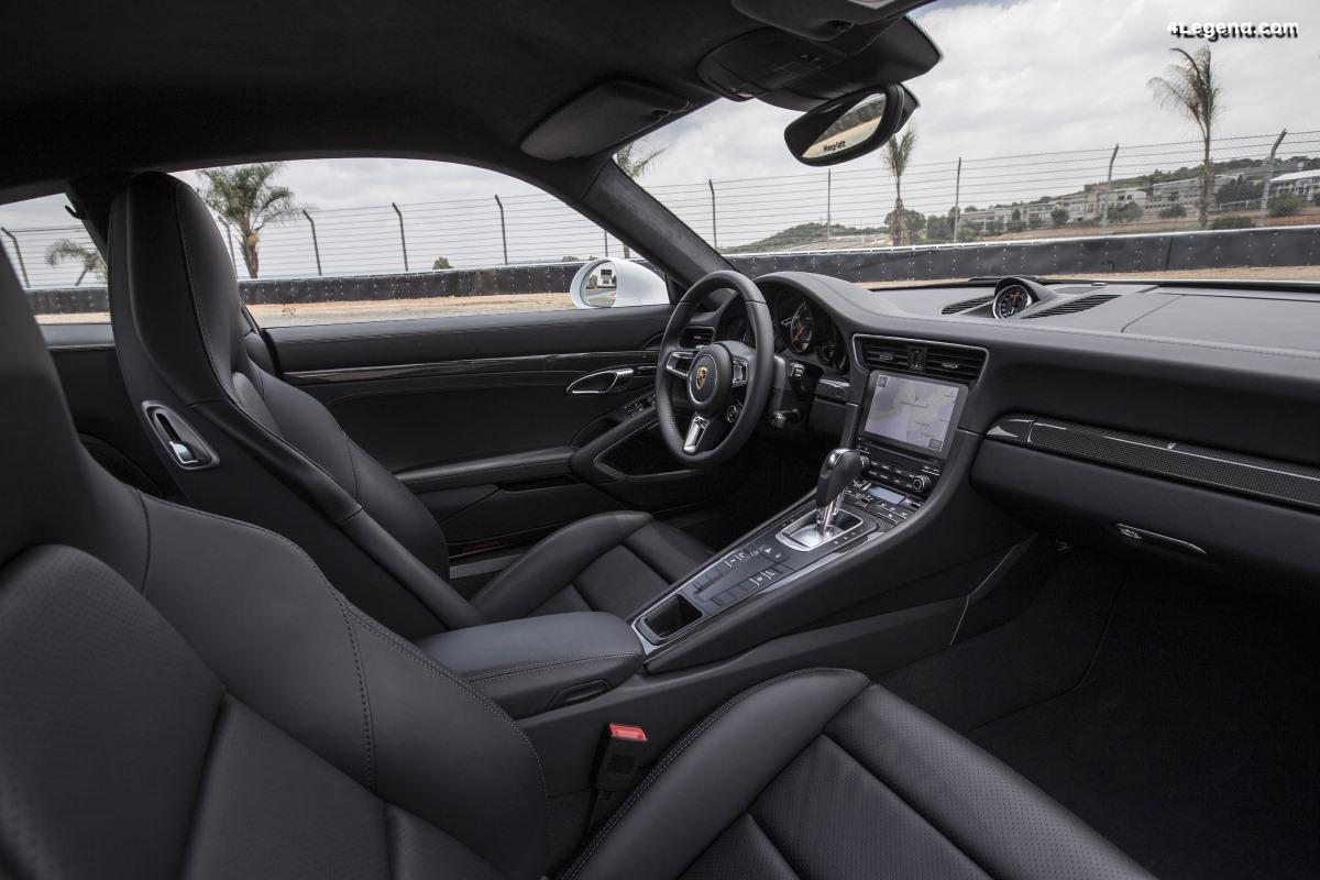 Rappel - Contrôle des airbags chez Porsche suite à un problème de calculateur