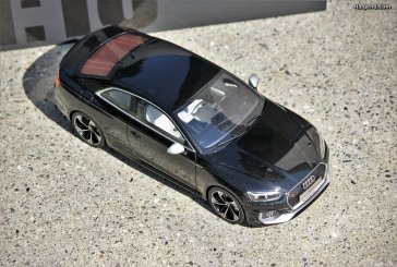 Miniature Audi RS5 coupé GT Spirit au 1:18