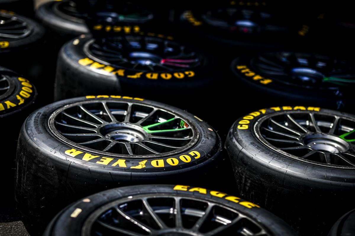 Goodyear est prêt pour son retour en course : 12 000 km de tests sur 7 circuits