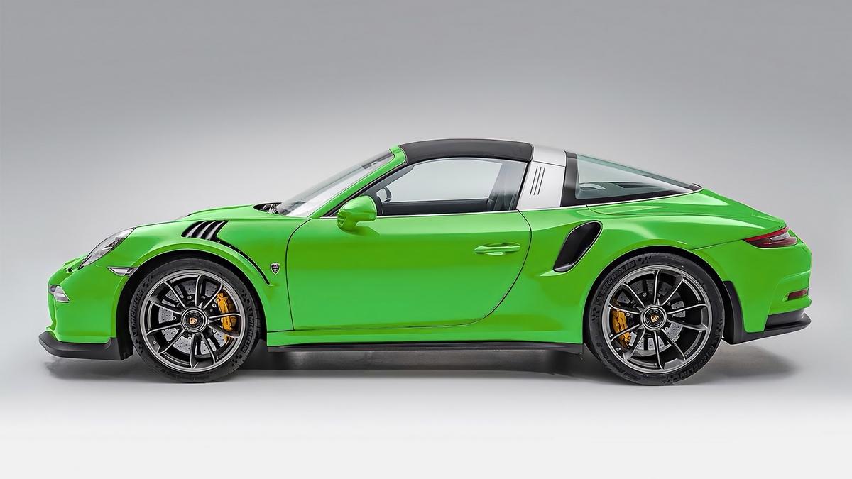Porsche 911 GT3 Targa par Ares Design - 12 exemplaires sur base de 991 Targa GTS