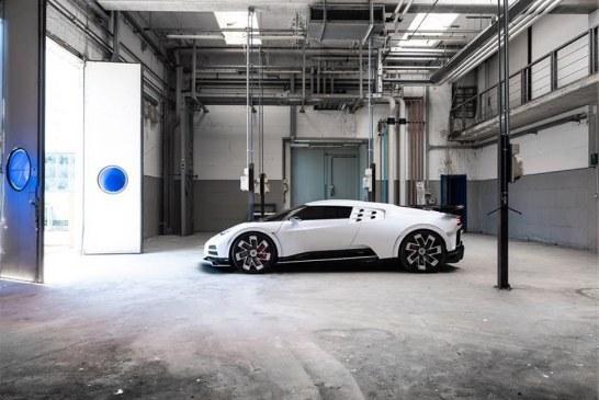 Bugatti Centodieci – 10 exemplaires à 8 millions d'euros