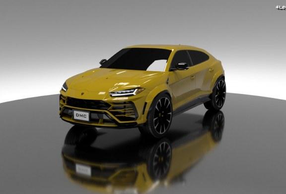 DMC-X Urus Stage 1 (Wide body) : le Lamborghini Urus élargi et préparé par DMC